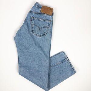 VTG Levi's 501 Jeans Tapered Leg